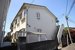ポレールミヤマ[1階]の外観