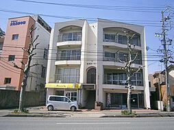 長野県長野市大字稲葉中千田の賃貸マンションの外観
