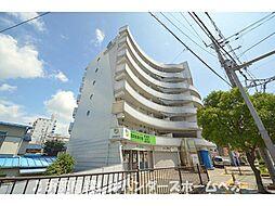 大阪府枚方市宮之阪1丁目の賃貸マンションの外観