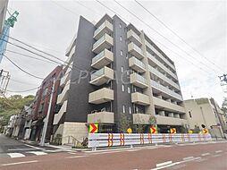 神奈川県横浜市中区赤門町1丁目の賃貸マンションの外観