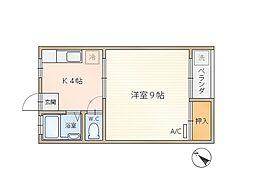 福大前西福井駅 3.0万円