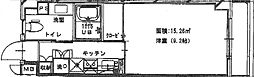 Meison de nakashima(メゾン・ド・ナカシマ)[503 603号室]の間取り