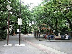 周辺環境:白金児童遊園