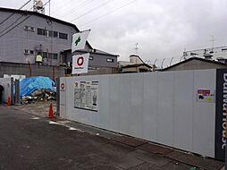 兵庫県尼崎市名神町3丁目の賃貸アパートの外観
