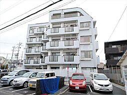 大阪府豊中市桜の町5丁目の賃貸マンションの外観