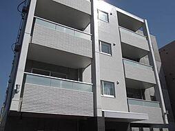 北海道札幌市中央区南二十三条西7丁目の賃貸マンションの外観