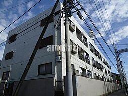 バームハイツ松尾[1階]の外観