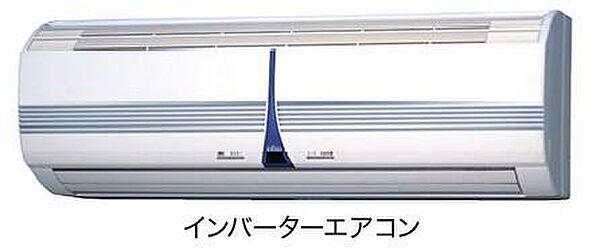 プレッソ 吉野ヶ里IIのエアコン