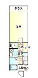 長泉なめり駅 4.8万円