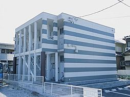 レオパレス五反田[1階]の外観