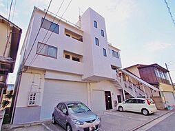 広島県安芸郡府中町柳ケ丘の賃貸マンションの外観