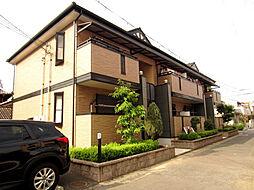大阪府岸和田市別所町2丁目の賃貸アパートの外観