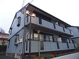 埼玉県さいたま市緑区馬場2丁目の賃貸アパートの外観