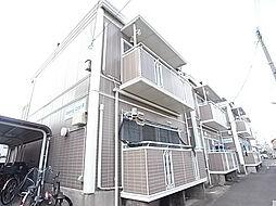 千葉県松戸市稔台7丁目の賃貸アパートの外観