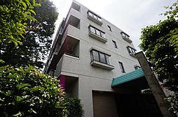 神奈川県川崎市高津区末長1丁目の賃貸マンションの外観