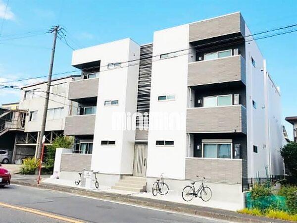 愛知県名古屋市南区呼続2丁目の賃貸アパート