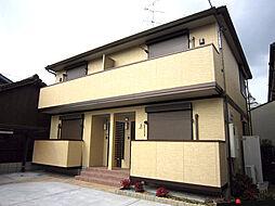 [テラスハウス] 大阪府八尾市久宝寺3丁目 の賃貸【/】の外観