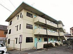 大阪府枚方市津田元町1丁目の賃貸マンションの外観