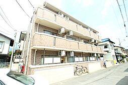 広島県広島市佐伯区五日市中央4丁目の賃貸マンションの外観