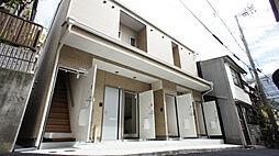 兵庫県神戸市長田区六番町8丁目の賃貸アパートの外観