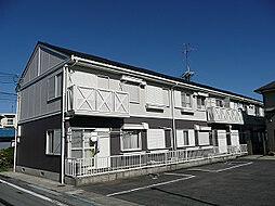 大阪府茨木市郡4丁目の賃貸アパートの外観