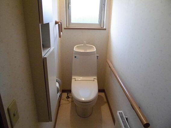 1階 温水洗浄...