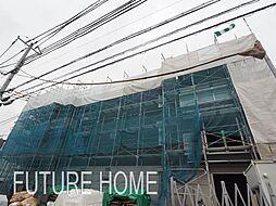 [タウンハウス] 兵庫県神戸市東灘区森南町1丁目 の賃貸【兵庫県/神戸市東灘区】の外観
