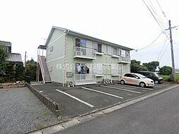 福岡県久留米市田主丸町田主丸の賃貸アパートの外観