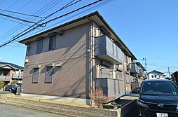 千葉県千葉市中央区蘇我3丁目の賃貸アパートの外観