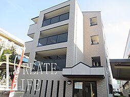 埼玉県さいたま市南区曲本1の賃貸マンションの外観