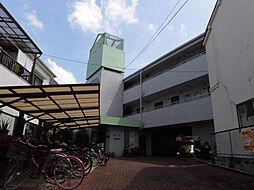 大阪府堺市中区陶器北の賃貸マンションの外観