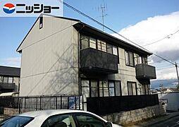 コンフォルト桃山 S棟[1階]の外観