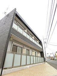 東京都国分寺市西町2の賃貸アパートの外観