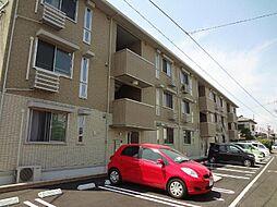 宮崎県宮崎市花ヶ島町の賃貸アパートの外観