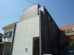 愛知県名古屋市中川区柳森町の賃貸アパートの外観