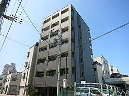 大阪府大阪市北区大淀中5丁目の賃貸マンションの外観