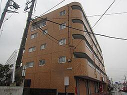 埼玉県上尾市西宮下2丁目の賃貸マンションの外観