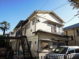 東京都世田谷区砧5丁目の賃貸アパートの外観