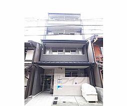 京都府京都市中京区油小路通錦小路上る山田町の賃貸マンションの外観