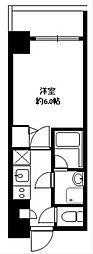 マークス横浜橋通り[2階]の間取り