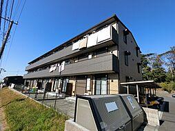 JR内房線 袖ヶ浦駅 バス7分 南蔵波下車 徒歩3分の賃貸アパート