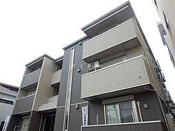 兵庫県神戸市東灘区住吉本町2丁目の賃貸アパートの外観