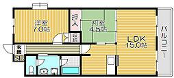 大阪モノレール 大日駅 徒歩24分の賃貸マンション
