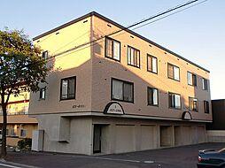 ボヌール福住II[2階]の外観