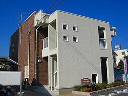 メゾン尾崎[1階]の外観