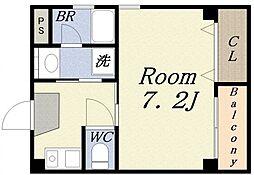 フジガーデン[2階]の間取り