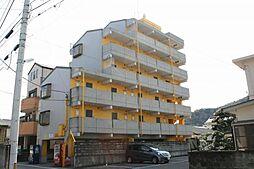 徳島県徳島市佐古一番町の賃貸マンションの外観