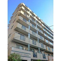 リバーサイド富岡[8階]の外観