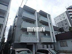 北海道札幌市豊平区豊平一条10丁目の賃貸マンションの外観