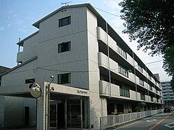 兵庫県尼崎市猪名寺1丁目の賃貸マンションの外観